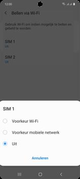Samsung galaxy-s10-lite-dual-sim-sm-g770f - Bellen - WiFi Bellen (VoWiFi) - Stap 7