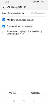 Huawei Y6 (2019) - E-mail - e-mail instellen (yahoo) - Stap 7