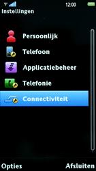 Sony Ericsson U8i Vivaz Pro - Bellen - in het buitenland - Stap 4