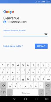 Huawei P Smart - E-mails - Ajouter ou modifier votre compte Gmail - Étape 10