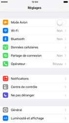 Apple iPhone 6 iOS 10 - iOS features - Centre de contrôle - Étape 3