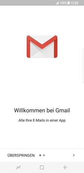Samsung Galaxy S8 - E-Mail - Konto einrichten (gmail) - 5 / 18