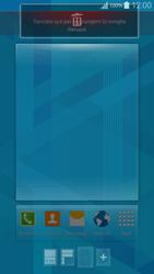 Samsung G850F Galaxy Alpha - Operazioni iniziali - Installazione di widget e applicazioni nella schermata iniziale - Fase 8