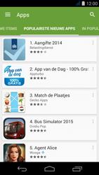 Acer Liquid Jade S - apps - app store gebruiken - stap 11