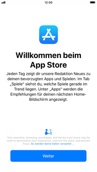 Apple iPhone 6 Plus - iOS 12 - Apps - Herunterladen - Schritt 3