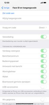 Apple iPhone XR - Beveiliging - stel in of wijzig pincode voor je toestel - Stap 4