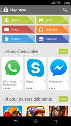 Sony Xperia E4g - Applications - Télécharger une application - Étape 4