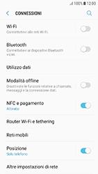 Samsung Galaxy J3 (2017) - Internet e roaming dati - Come verificare se la connessione dati è abilitata - Fase 5
