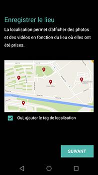 Motorola Moto E4 Plus - Photos, vidéos, musique - Créer une vidéo - Étape 5