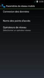 Acer Liquid Z410 - Internet - Configuration manuelle - Étape 6