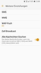 Samsung Galaxy J5 (2016) DualSim - SMS - Manuelle Konfiguration - 7 / 12