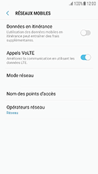 Samsung Galaxy J3 (2017) - MMS - configuration manuelle - Étape 7