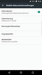 BlackBerry DTEK 50 - Ausland - Im Ausland surfen – Datenroaming - 8 / 13