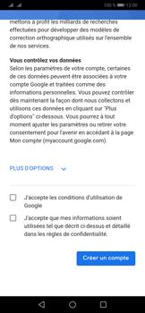 Huawei P30 - Applications - Créer un compte - Étape 14