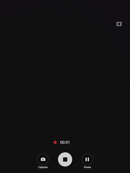 Samsung Galaxy Tab A - Photos, vidéos, musique - Créer une vidéo - Étape 9