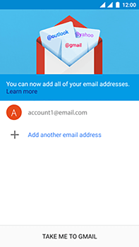 OnePlus 3 - E-mail - Manual configuration IMAP without SMTP verification - Step 26