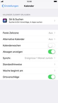 Apple iPhone 8 Plus - Apps - App-Berechtigungen aktivieren/deaktivieren - 4 / 4