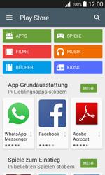 Samsung Galaxy Xcover 3 - Apps - Konto anlegen und einrichten - 2 / 2