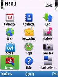 Nokia C5-00 - MMS - Manual configuration - Step 3