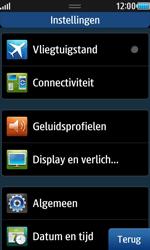 Samsung S8530 Wave II - netwerk en bereik - gebruik in binnen- en buitenland - stap 4