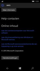 Microsoft Lumia 950 - toestel resetten - fabrieksinstellingen terugzetten - stap 6