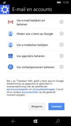 Microsoft Lumia 650 - E-mail - handmatig instellen (gmail) - Stap 10