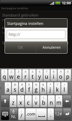 HTC S510b Rhyme - Internet - buitenland - Stap 18