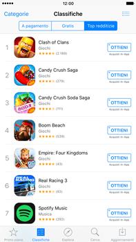 Apple iPhone 6 Plus iOS 9 - Applicazioni - Installazione delle applicazioni - Fase 8