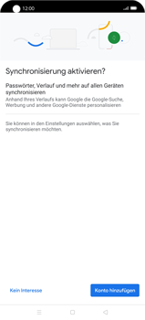 Oppo Find X2 - Internet und Datenroaming - Manuelle Konfiguration - Schritt 21