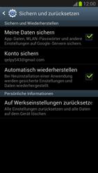 Samsung Galaxy Note 2 - Fehlerbehebung - Handy zurücksetzen - 0 / 0