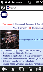 HTC T8585 HD II - internet - hoe te internetten - stap 13