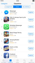 Apple iPhone 6 Plus - iOS 8 - Applicazioni - Configurazione del negozio applicazioni - Fase 6