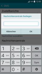 Samsung A500FU Galaxy A5 - SMS - Manuelle Konfiguration - Schritt 8