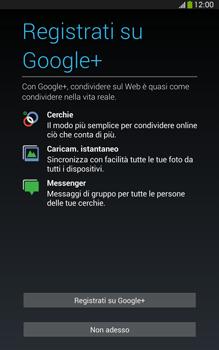 Samsung Galaxy Tab 3 8-0 LTE - Applicazioni - Configurazione del negozio applicazioni - Fase 16