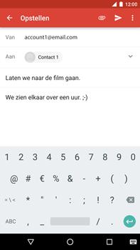 Huawei Google Nexus 6P - E-mail - Bericht met attachment versturen - Stap 9