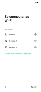 Oppo Find X2 Lite - Premiers pas - Configuration de l