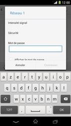 Sony Xperia Z1 - WiFi - Configuration du WiFi - Étape 7