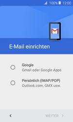 Samsung J120 Galaxy J1 (2016) - E-Mail - Konto einrichten (gmail) - Schritt 8