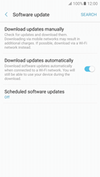 Samsung Galaxy A5 (2017) - Software - Installing software updates - Step 6