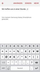 Samsung Galaxy A3 (2016) - E-Mail - E-Mail versenden - 0 / 0