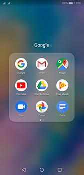 Huawei P20 - Android Pie - E-Mail - Konto einrichten (gmail) - Schritt 3