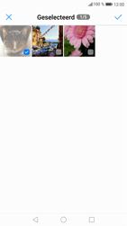 Huawei P9 Lite - Android Nougat - MMS - Afbeeldingen verzenden - Stap 17