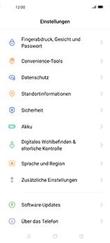 Oppo Find X2 Neo - Startanleitung - So fügen Sie eine Tastatursprache hinzu - Schritt 4