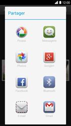 Bouygues Telecom Ultym 5 - Photos, vidéos, musique - Envoyer une photo via Bluetooth - Étape 5