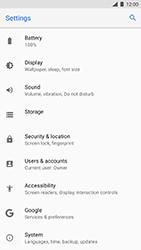 Nokia 8 - Software - Installing software updates - Step 4