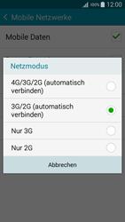 Samsung Galaxy A5 - Netzwerk - Netzwerkeinstellungen ändern - 7 / 8
