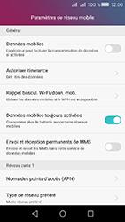 Huawei Y6 II Compact - Internet - Désactiver les données mobiles - Étape 6