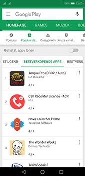 Huawei P20 Pro - Applicaties - Download apps - Stap 8