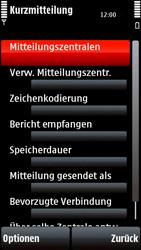 Nokia 5800 Xpress Music - SMS - Manuelle Konfiguration - Schritt 6