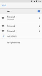 Nokia 8 (SingleSim) - Wi-Fi - Connect to a Wi-Fi network - Step 9